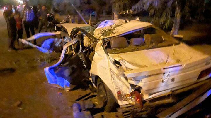 مداح معروف مشهدی در یک حادثه هولناک درگذشت / عکس
