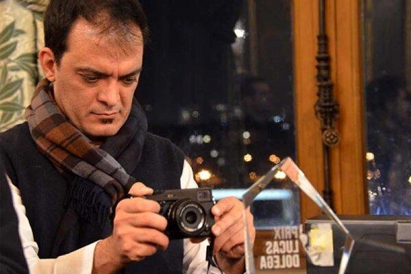 مجید سعیدی عکاس خبری در مرز ترکیه بازداشت شد