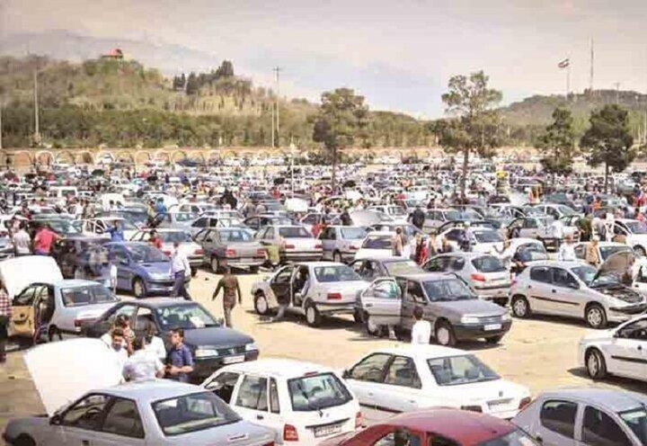تغییرات قیمت خودرو از ۳۰ مرداد تا ۱۷ شهریور ۱۴۰۰ / جدول