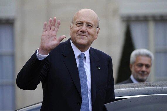 دولت جدید لبنان معرفی شد