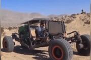 رونمایی از عجیبترین خودروی جهان | کوهنوردی با ماشین / فیلم