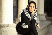 کشف حجاب بازیگر زن مشهور ایرانی و رونمایی از مدل موی عجیب و غریبش / عکس