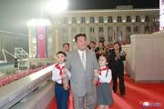کاهش وزن محسوس رهبر کره شمالی پس از مدتها غیبت / عکس