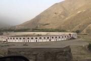تبدیل استادیوم ورزشی پنجشیر به باند هلیکوپتر توسط طالبان! / فیلم