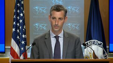 استقبال آمریکا از تشکیل دولت جدید لبنان