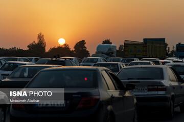 چقدر از عمر تهرانیها در ترافیک هدر میرود؟