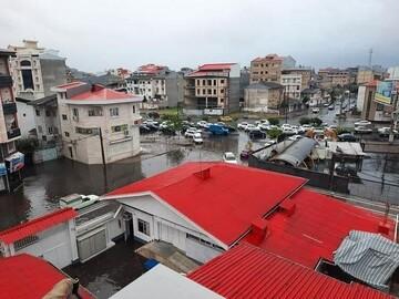 گزارش آب و هوا ۲۰ شهریور ۱۴۰۰ / بارش باران در ۸ استان کشور