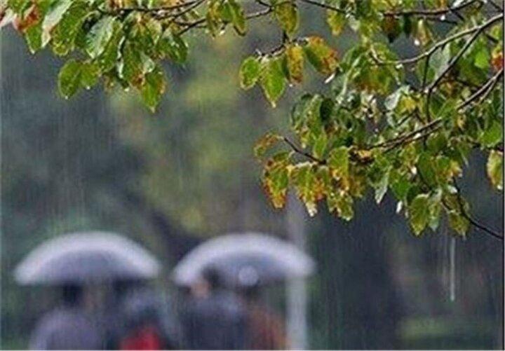 کاهش ۳۷ درصدی بارش ها در تهران