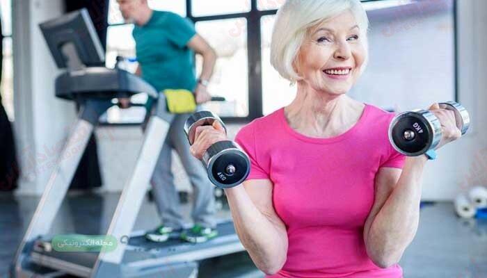 ورزش+ سالمندان