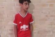 ویدیو تماشایی از بازخوانی ترانه ماندگار استاد شجریان توسط نوجوان دزفولی
