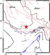 زلزله بزرگ «بستک» را لرزاند