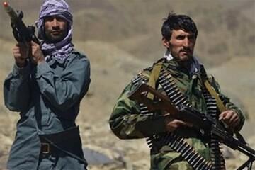 صحنه دلخراش تیرباران یک فرد نظامی توسط طالبان در پنجشیر / فیلم
