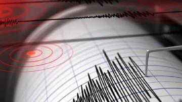فیلمی از شدت زلزله ۵.۲ ریشتری در یکی از فروشگاههای قوچان