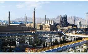 رشد ۱۰ درصدی تولید ذوب آهن اصفهان