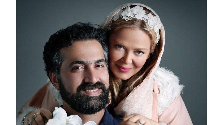 فیلم واکنش همسر بهاره رهنما در مورد رفتارهای همسرش در فضای مجازی