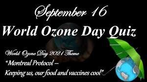 به بهانه ۱۶ سپتامبر؛ روز جهانی حفاظت از لایه ازن