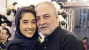 انتشار عکس خصوصی دختر ایرج نوذری جنجالی شد! / عکس