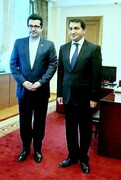 موسوی با دستیار رییسجمهور آذربایجاندیدار کرد