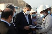 اسلامی از نیروگاه بوشهر بازدید کرد
