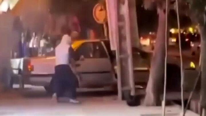ویدیو سرقت مسلحانه از طلافروشی نورآباد + لحظه فرار سارقین از صحنه جرم / عکس مقتول