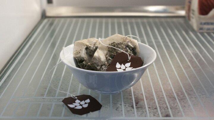 از بین بردن بوی بد یخچال با یک روش ساده و سریع