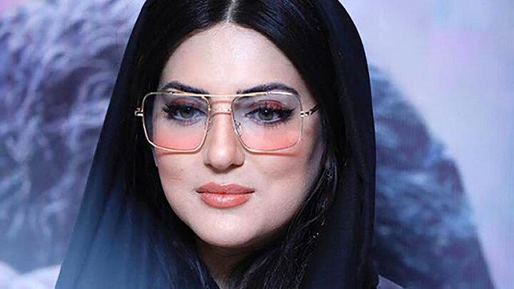 جدیدترین عکس شیکترین بازیگر زن ایرانی