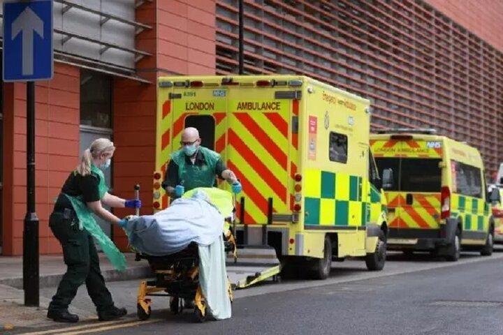 شمار قربانیان کرونا در انگلیس افزایش یافت