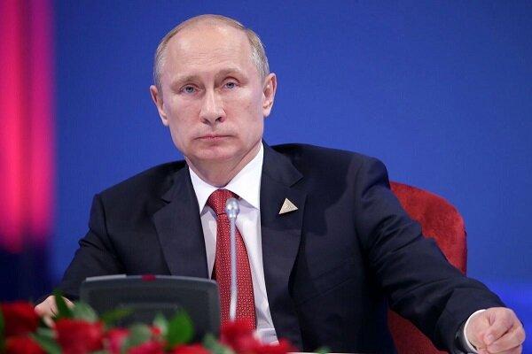 رییسجمهور روسیه قرنطینه شد