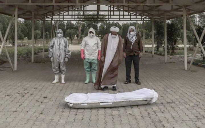 آمار واقعی مرگ ومیر روزانه کرونا در ایران بالاتر از ۱۵۰۰ نفر است