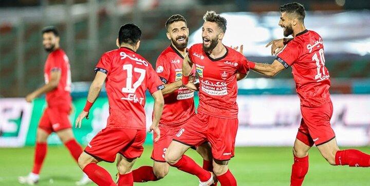 گاف عجیب AFC درباره بازی پرسپولیس با استقلال تاجیکستان