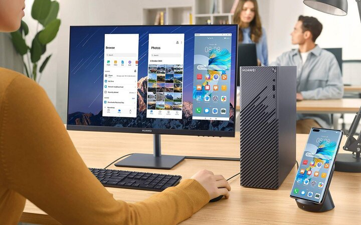 نسل جدید کامپیوترهای رومیزی MateStation S هواوی معرفی شد
