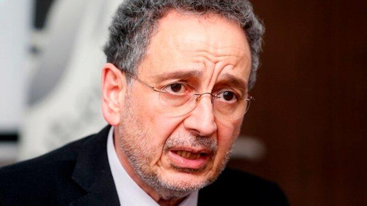 گریه وزیر لبنانی هنگام تحویل پست سوژه شد
