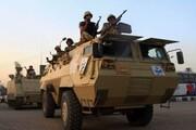 کمک نظامی آمریکا به مصر تعلیق میشود