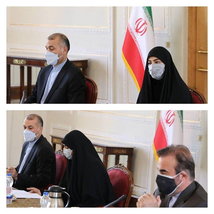 جلسه کمیته ویژه پیگیری حقوقی پرونده ترور سردار سلیمانی برگزار شد