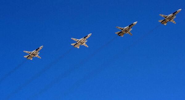 تکذیب حمله هوایی آمریکا به مرز عراق و سوریه