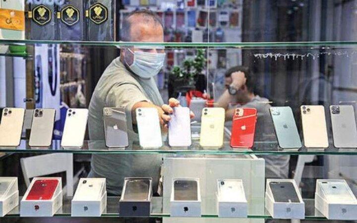 قیمت آیفون ۱۳ در ایران چند؟