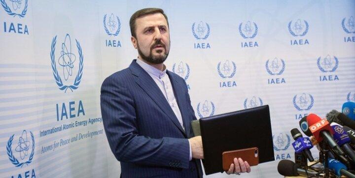 ایران بازگشت به مذاکرات هستهای را رد نمیکند / فضای نشست شورای حکام آژانس مثبت است