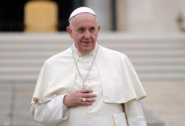 احتمال سفر پاپ فرانسیس به ایران