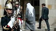 دیدار ولیعهد ابوظبی با مکرون در پاریس