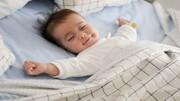 دلیل لبخند زدن نوزادان در خواب چیست؟