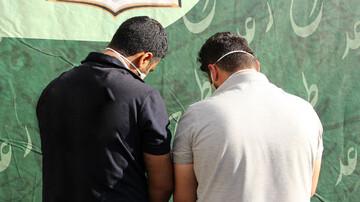 سرقت سریع موتورهای لاکچری در تهران / فیلم