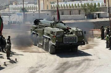 کشف موشکهای بالستیک در پنجشیر توسط طالبان