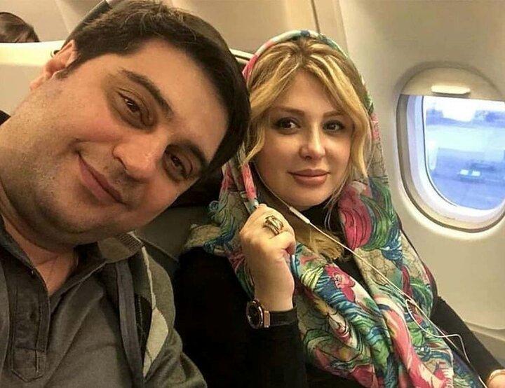 ماجرای طلاق نیوشا ضیغمی از همسرش چیست؟ / عکس