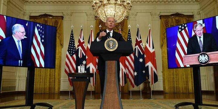 گاف جدید رئیس جمهور آمریکا  / بایدن این بار نام نخستوزیر استرالیا را فراموش کرد / فیلم