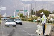 افزایش ۰.۱ درصدی ترددهای جادهای در محورهای برون شهری   وضعیت ترددی جادهها در جمعه ۲۶شهریور