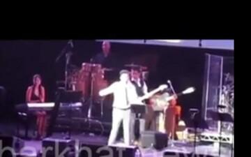 حضور محمدرضا گلزار در کنسرت شادمهرعقیلی / فیلم