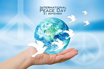 روز جهانی صلح چه روزی است؟