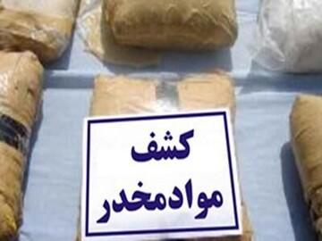 توقیف محموله ماهی حاوی مواد مخدر در فارس