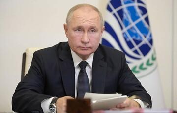 پوتین: از عضویت کامل ایران در سازمان همکاری شانگهای حمایت میکنیم