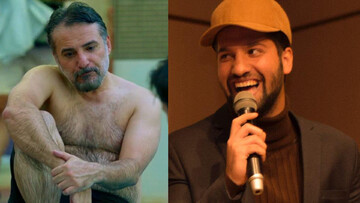 شوخی منشوری محمدامین کریمپور با بازیگر معروف جنجالی شد/ فیلم